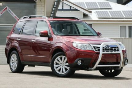 2011 Subaru Forester S3 MY11 XS AWD Premium Red/Black 4 Speed Sports Automatic Wagon Moorooka Brisbane South West Preview