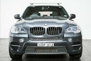 2011 BMW X5 E70 MY11 xDrive30d Steptronic Grey 8 Speed Sports Automatic Wagon Rozelle Leichhardt Area Preview