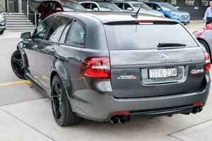 2017 Holden Special Vehicles Clubsport GEN-F2 MY17 R8 Tourer LSA Grey 6 Speed Sports Automatic Wagon
