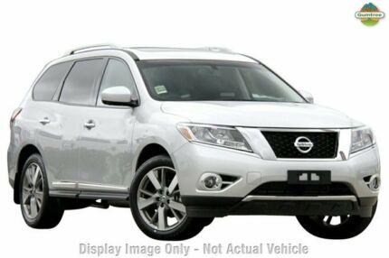 2015 Nissan Pathfinder R52 MY15 TI Hybrid (4x4) 0 Speed Continuous Variable Wagon Australia Australia Preview