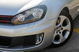 2011 Volkswagen Golf Silver Sports Automatic Dual Clutch Hatchback Bentleigh Glen Eira Area Preview