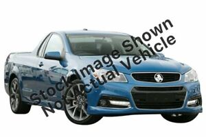 2014 Holden Ute VF MY14 SS V Ute Black 6 Speed Manual Utility Kenwick Gosnells Area Preview