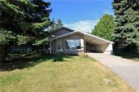 Detached RENOVATED bungalow on a 65ft LOT!!!