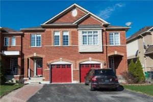 ***ABSOLUTELY GORGEOUS 4+1 BED SEMI DETACHED HOUSE IN BRAMPTON**