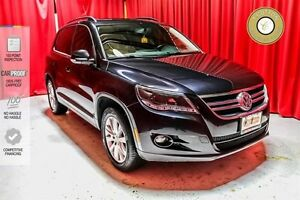 2011 Volkswagen Tiguan LOADED WITH BLUETOOTH AND NAVI! VOICE CON