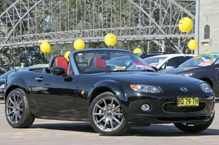 2005 Mazda MX-5 NC30F1 Limited Edition Black 6 Speed Manual Softtop Warwick Farm Liverpool Area Preview