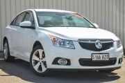 2013 Holden Cruze JH Series II MY14 Equipe White 6 Speed Sports Automatic Sedan Thebarton West Torrens Area Preview