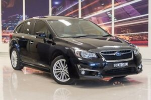 2016 Subaru Impreza G4 MY16 2.0i-S Lineartronic AWD Black 6 Speed Constant Variable Hatchback Blacktown Blacktown Area Preview