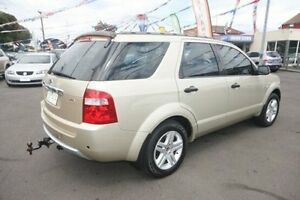 2006 Ford Territory SY Ghia AWD Gold 6 Speed Sports Automatic Wagon Kingsville Maribyrnong Area Preview