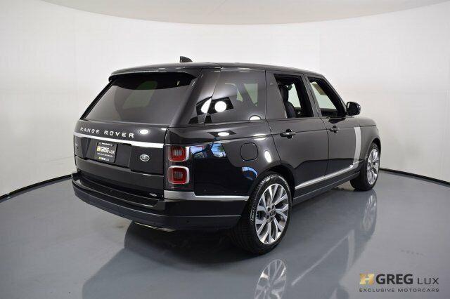 Image 5 Voiture Américaine d'occasion Land Rover Range Rover 2020