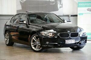 2012 BMW 328i F30 MY0812 Black 8 Speed Sports Automatic Sedan Albion Brisbane North East Preview