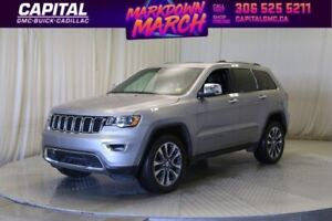 2018 Jeep Grand Cherokee Limited*LEATHER*