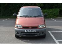 ***BARGAIN***NISSAN SERENA, 1999, LOW MILAGE. FULLY SERVICE HISTORY, EXCELLENT CONDITION***