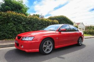 2005 Holden Commodore VZ SV6 Red 6 Speed Manual Sedan Hove Holdfast Bay Preview