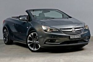 2016 Holden Cascada CJ MY17 Grey 6 Speed Sports Automatic Convertible Alexandria Inner Sydney Preview