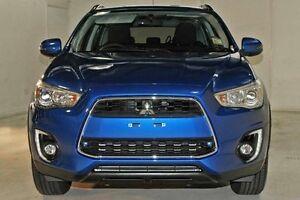 2016 Mitsubishi ASX XB MY15.5 LS 2WD Lightning Blue 6 Speed Constant Variable Wagon Wilson Canning Area Preview