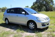 2003 Toyota Avensis Verso ACM21R GLX Silver 4 Speed Automatic Wagon Ormeau Gold Coast North Preview
