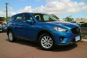 2013 Mazda CX-5 KE1021 Maxx SKYACTIV-Drive AWD Sport Blue 6 Speed Sports Automatic Wagon Wilson Canning Area Preview