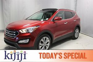 2016 Hyundai Santa Fe Sport SPORT AWD Leather,  Heated Seats,  B