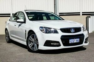 2015 Holden Commodore VF MY15 SV6 White 6 Speed Automatic Sedan Cannington Canning Area Preview