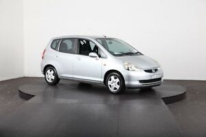 2003 Honda Jazz VTi Silver 5 Speed Manual Hatchback Mulgrave Hawkesbury Area Preview
