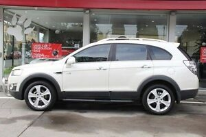 2011 Holden Captiva CG Series II White 6 Speed Sports Automatic Wagon Somerton Park Holdfast Bay Preview