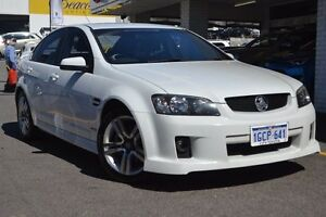 2010 Holden Commodore VE MY10 SV6 White 6 Speed Sports Automatic Sedan Claremont Nedlands Area Preview