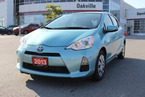 2013 Toyota Prius c 5DR HB w/ Bluetooth, One Owner, Off lease