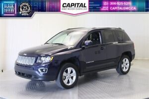 2016 Jeep Compass High Altitude 4WD*Leather-Sunroof*