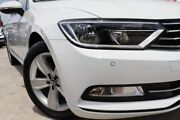 2016 Volkswagen Passat 3C (B8) MY16 132TSI DSG White 7 Speed Sports Automatic Dual Clutch Sedan Kedron Brisbane North East Preview