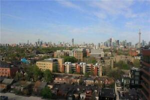 Queen west 2 bed 2 bath + parking avail Aug 15