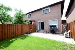 Freshly Renovated Beautiful 3 Bdrm Home Close To Amenities!