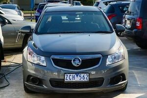 2012 Holden Cruze JH Series II MY13 Equipe Grey 6 Speed Sports Automatic Hatchback Lake Wendouree Ballarat City Preview