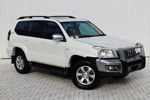 2003 Toyota Landcruiser Prado Automatic Wagon Embleton Bayswater Area Preview