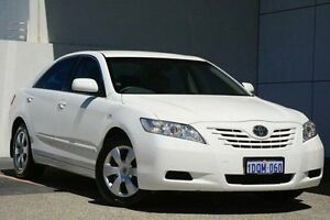 2008 Toyota Camry ACV40R Altise White 5 Speed Automatic Sedan Wangara Wanneroo Area Preview