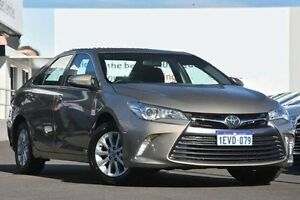 2015 Toyota Camry ASV50R Altise Magnetic Bronze 6 Speed Sports Automatic Sedan Glendalough Stirling Area Preview