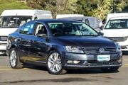 2011 Volkswagen Passat Type 3C V6 FSI Icelandic Grey Sports Automatic Dual Clutch Sedan Ringwood East Maroondah Area Preview