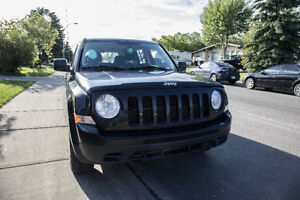 2012 Jeep Patriot (with summer tires) PRICE DROP