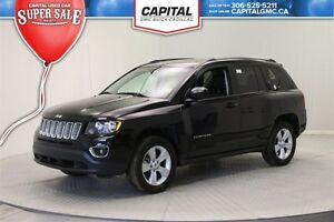 2016 Jeep Compass 4x4 High Altitude-Leather-Sunroof