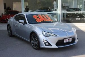 2014 Toyota 86 ZN6 GTS Silver 6 Speed Manual Coupe Mount Gravatt Brisbane South East Preview