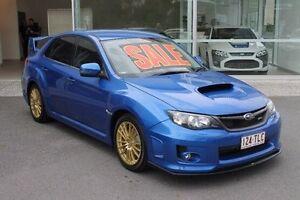 2013 Subaru Impreza G3 MY14 Blue 5 Speed Manual Sedan Mount Gravatt Brisbane South East Preview