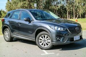 2016 Mazda CX-5 KE1022 Maxx SKYACTIV-Drive AWD Sport Meteor 6 Speed Sports Automatic Wagon Wilson Canning Area Preview