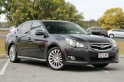 2009 Subaru Liberty B5 MY10 2.5i Sports Lineartronic AWD Premium Grey 6 Speed Constant Variable Springwood Logan Area Preview