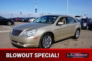 2010 Chrysler Sebring LIMITED Accident Free,  Leather,  Heated S