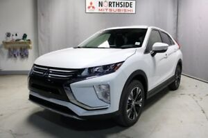 2018 Mitsubishi Eclipse Cross SE AWD SUPER-ALL WHEEL CONTROL, BA