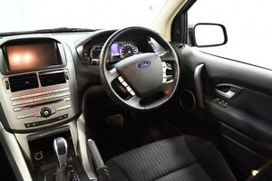 2012 Ford Territory SZ TS (4x4) Silhouette 6 Speed Automatic Wagon Moorabbin Kingston Area Preview