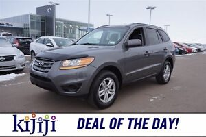 2010 Hyundai Santa Fe GLS Accident Free,  Heated Seats,  A/C,