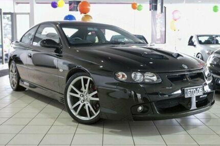 2006 Holden Special Vehicles Coupe Black Manual Coupe Dandenong Greater Dandenong Preview