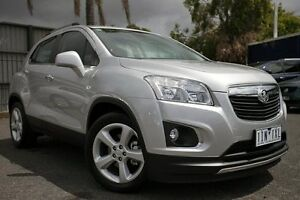 2016 Holden Trax TJ MY16 LTZ Nitrate 6 Speed Automatic Wagon Oakleigh Monash Area Preview