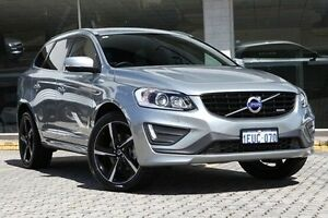 2015 Volvo XC60 Silver Sports Automatic Wagon St James Victoria Park Area Preview